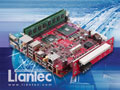 Liantec TBM-X2000 Tiny-Bus 1U Low Profile PCIe/ PCI 2-Slot Extension Module